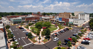 Downtown Gainesville GA Square