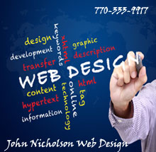 Atlanta Website Design - 770-333-9917